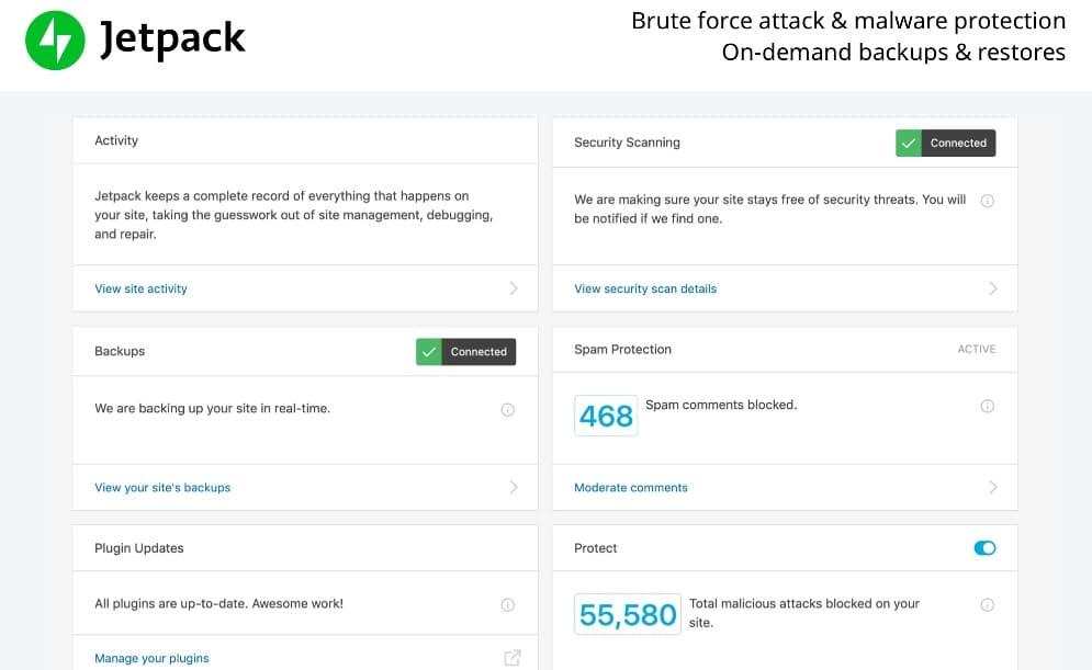 Free Plugins Jetpack